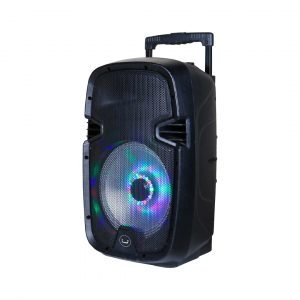 Bocina Bluetooth con Luces LED Soundwawe 15
